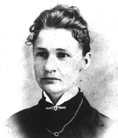 Susanna Madora Salter portrait
